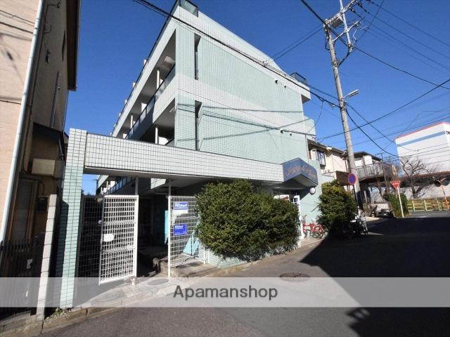 神奈川県相模原市中央区、古淵駅徒歩23分の築28年 4階建の賃貸マンション