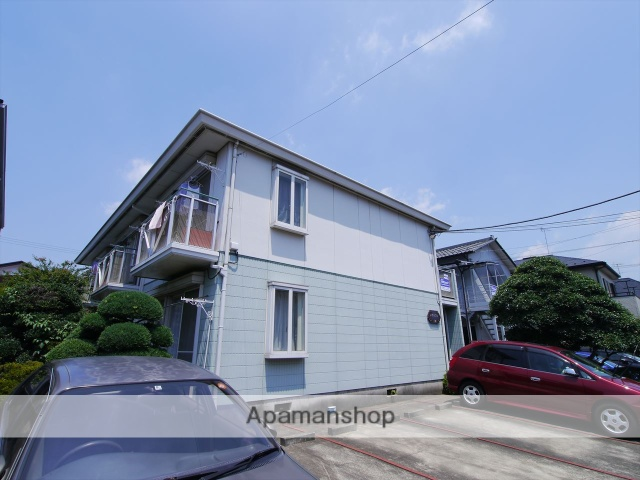 神奈川県相模原市中央区、淵野辺駅徒歩7分の築24年 2階建の賃貸アパート