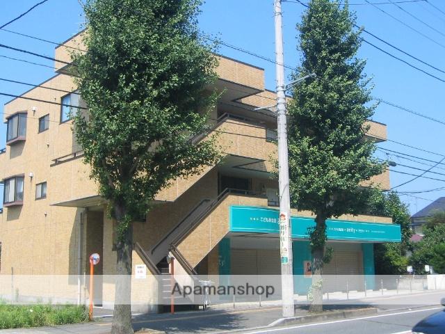 神奈川県相模原市中央区、淵野辺駅徒歩20分の築27年 3階建の賃貸マンション