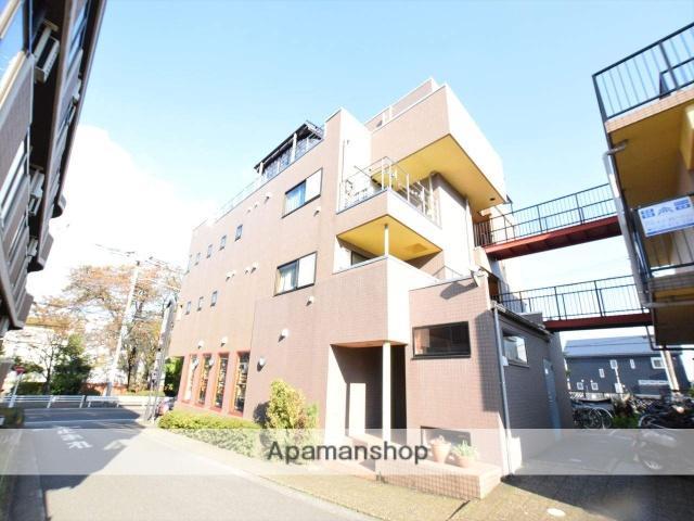 東京都町田市、淵野辺駅徒歩20分の築17年 3階建の賃貸マンション