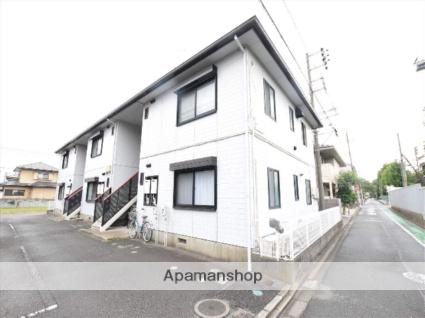 神奈川県相模原市中央区、淵野辺駅徒歩12分の築21年 2階建の賃貸アパート