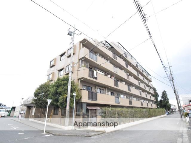 神奈川県相模原市中央区、古淵駅徒歩24分の築22年 6階建の賃貸マンション