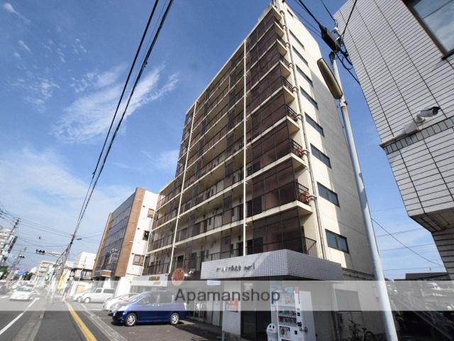 神奈川県相模原市中央区、淵野辺駅バス10分星が丘下車後徒歩1分の築29年 9階建の賃貸マンション