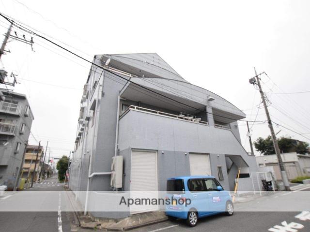 神奈川県相模原市中央区、古淵駅徒歩45分の築26年 4階建の賃貸マンション