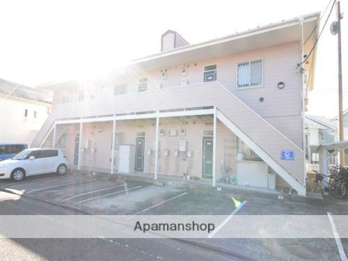 神奈川県相模原市南区、原当麻駅徒歩8分の築25年 2階建の賃貸アパート