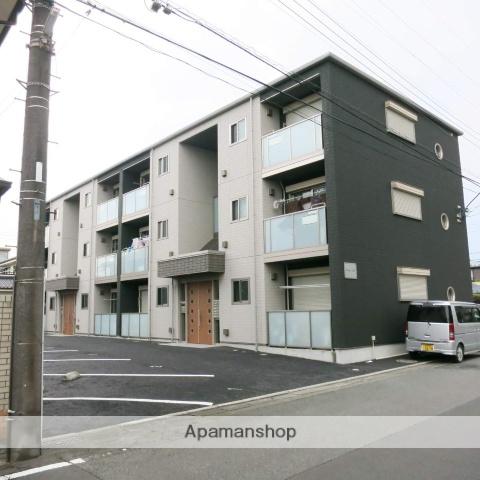 神奈川県相模原市中央区、古淵駅徒歩25分の築7年 3階建の賃貸マンション