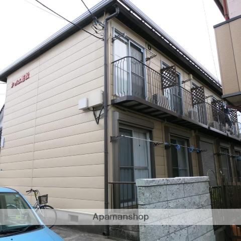 神奈川県相模原市南区、相模大野駅徒歩20分の築30年 2階建の賃貸アパート