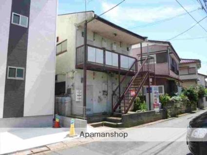 神奈川県相模原市南区、町田駅徒歩30分の築37年 2階建の賃貸アパート