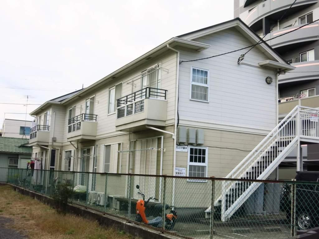 神奈川県相模原市中央区、淵野辺駅徒歩4分の築22年 2階建の賃貸アパート