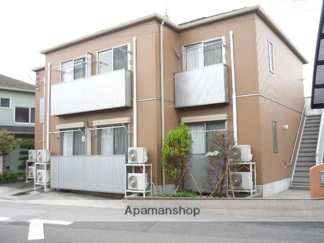 神奈川県相模原市南区、古淵駅徒歩23分の築9年 2階建の賃貸アパート