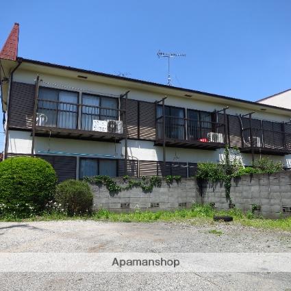 神奈川県相模原市南区、相模大野駅バス10分後徒歩1分の築28年 2階建の賃貸アパート