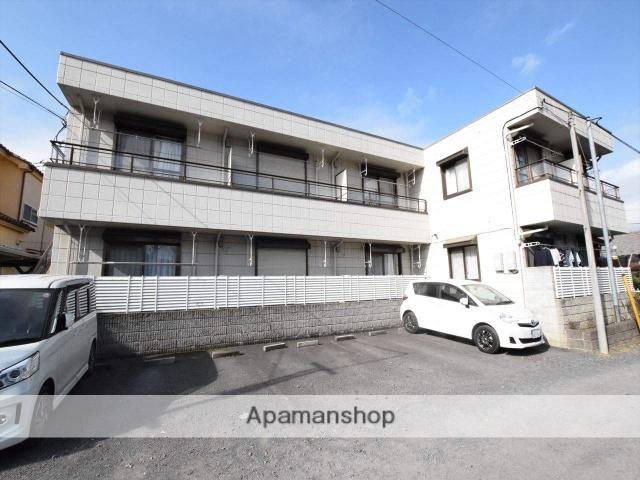 神奈川県相模原市中央区、淵野辺駅徒歩7分の築37年 2階建の賃貸アパート
