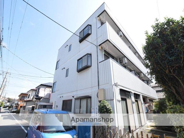 神奈川県相模原市中央区、淵野辺駅徒歩19分の築27年 3階建の賃貸マンション
