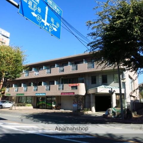 神奈川県相模原市中央区、淵野辺駅徒歩4分の築20年 3階建の賃貸マンション