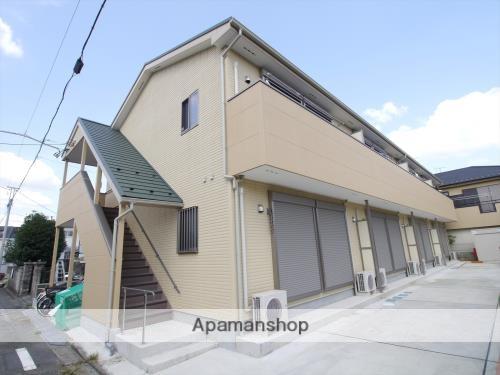 神奈川県相模原市中央区、矢部駅徒歩28分の築3年 2階建の賃貸アパート