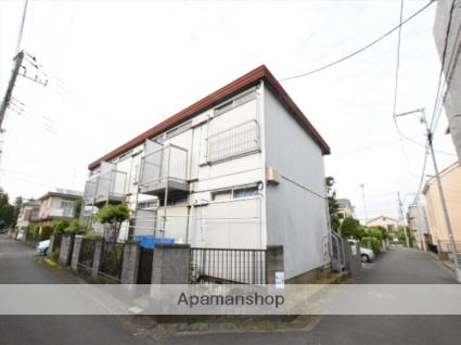 神奈川県相模原市中央区、淵野辺駅徒歩15分の築39年 2階建の賃貸アパート