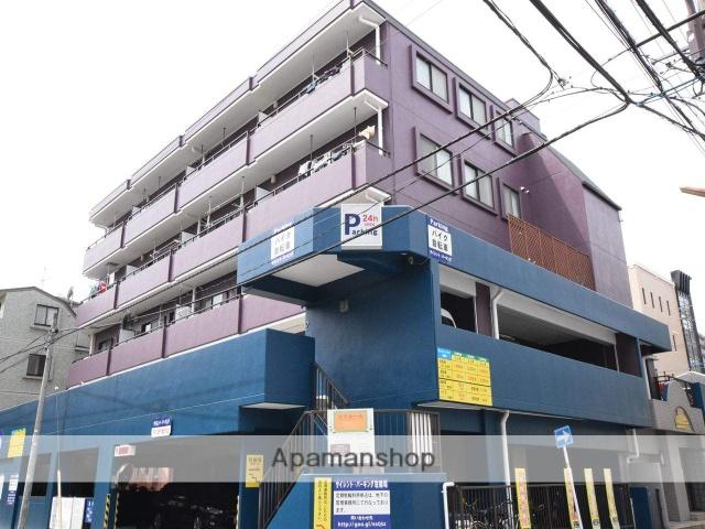 神奈川県相模原市中央区、古淵駅徒歩25分の築21年 5階建の賃貸マンション