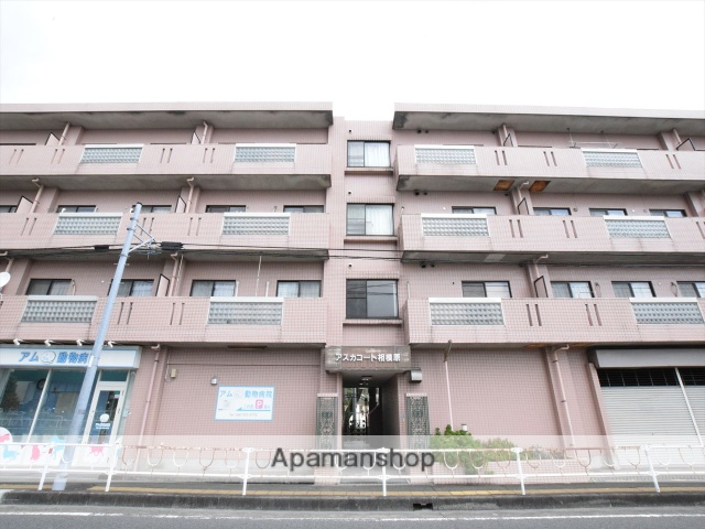 神奈川県相模原市中央区、淵野辺駅徒歩20分の築25年 4階建の賃貸マンション