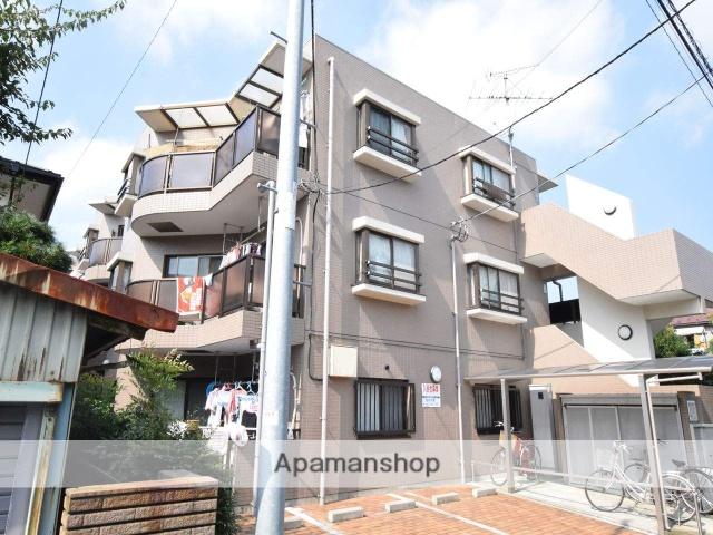 神奈川県相模原市中央区、淵野辺駅徒歩10分の築24年 3階建の賃貸マンション