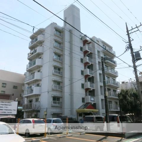 神奈川県相模原市中央区、矢部駅徒歩26分の築28年 7階建の賃貸マンション