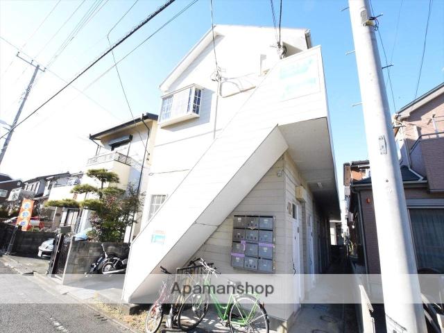 神奈川県相模原市中央区、淵野辺駅徒歩15分の築32年 2階建の賃貸アパート