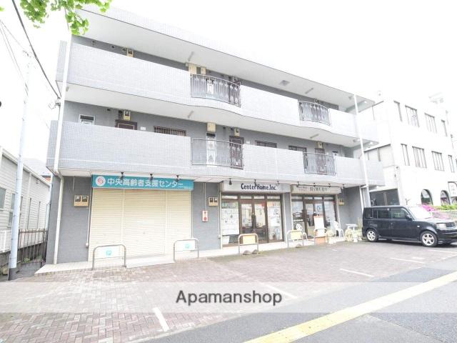 神奈川県相模原市中央区、矢部駅徒歩26分の築23年 3階建の賃貸マンション