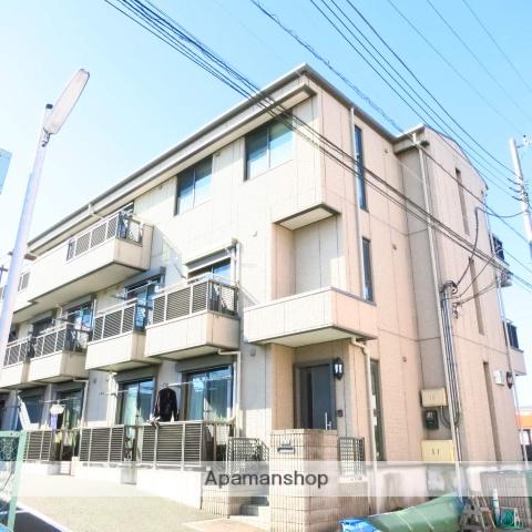 神奈川県相模原市中央区、淵野辺駅徒歩9分の築15年 3階建の賃貸マンション