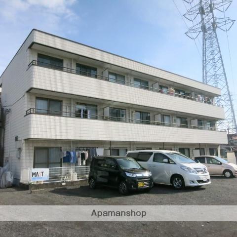 神奈川県相模原市中央区、淵野辺駅徒歩8分の築27年 3階建の賃貸マンション