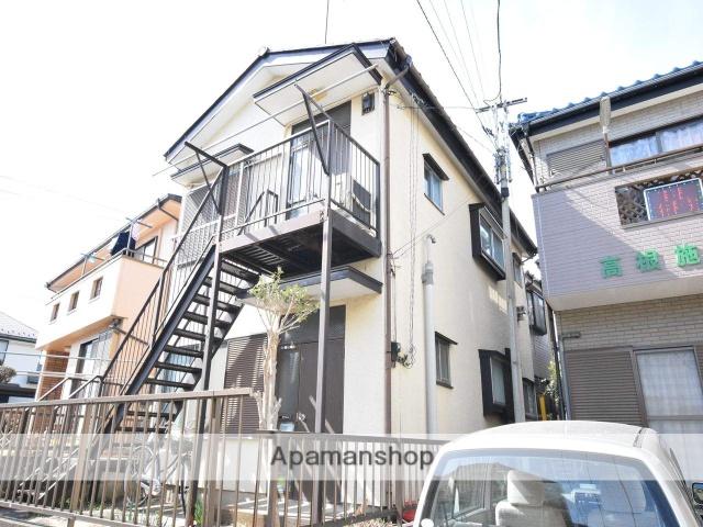 神奈川県相模原市中央区、淵野辺駅徒歩9分の築35年 2階建の賃貸アパート