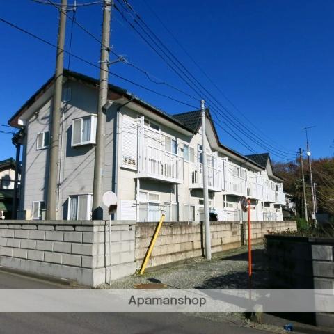 神奈川県相模原市南区、下溝駅徒歩20分の築19年 2階建の賃貸アパート