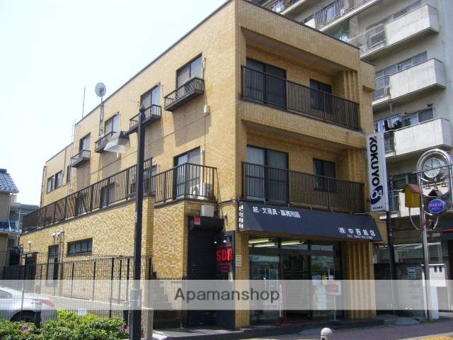 東京都町田市、町田駅徒歩13分の築28年 3階建の賃貸マンション