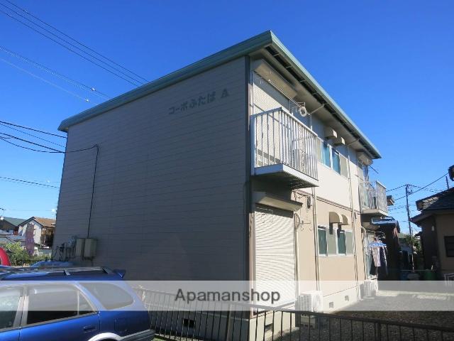 神奈川県相模原市中央区、矢部駅徒歩20分の築32年 2階建の賃貸アパート