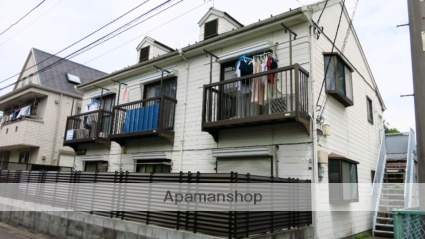 神奈川県相模原市中央区、淵野辺駅徒歩14分の築28年 2階建の賃貸アパート