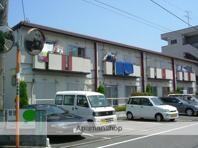 神奈川県相模原市中央区、矢部駅徒歩32分の築33年 2階建の賃貸アパート