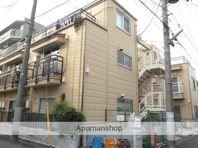 東京都町田市、町田駅徒歩9分の築33年 3階建の賃貸マンション
