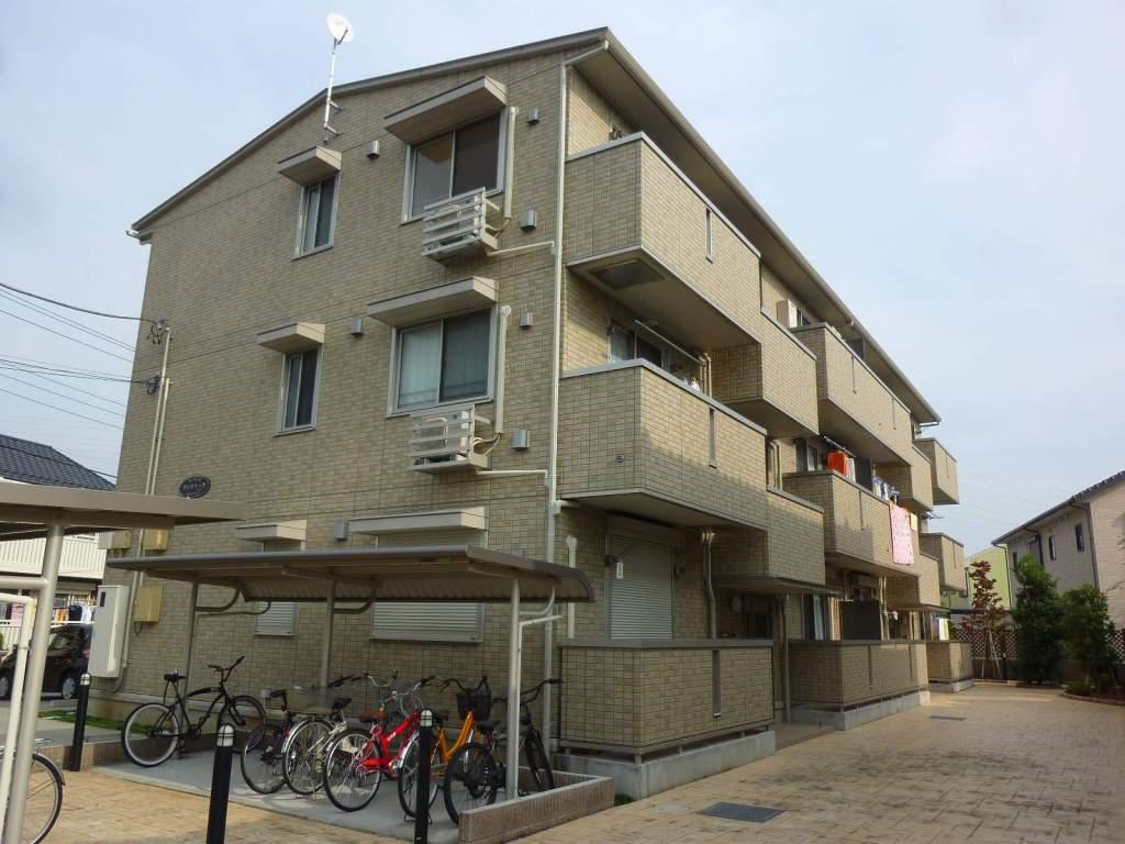 神奈川県相模原市中央区、淵野辺駅徒歩25分の築8年 3階建の賃貸マンション
