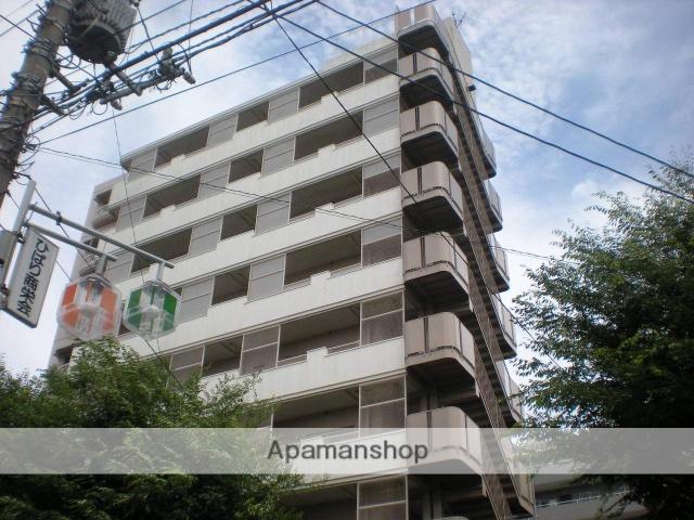 神奈川県相模原市中央区、矢部駅徒歩29分の築31年 9階建の賃貸マンション