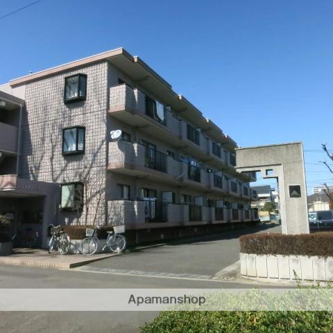 神奈川県相模原市中央区、淵野辺駅徒歩14分の築25年 3階建の賃貸マンション