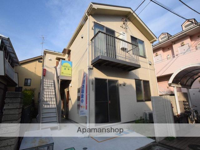 神奈川県相模原市中央区、淵野辺駅徒歩22分の築1年 2階建の賃貸アパート
