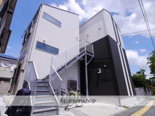 神奈川県相模原市中央区、淵野辺駅徒歩10分の築1年 2階建の賃貸アパート