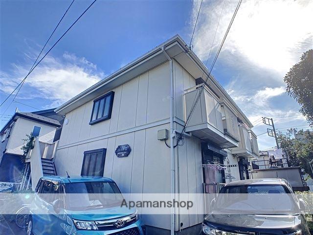 神奈川県相模原市南区、相模大野駅徒歩22分の築24年 2階建の賃貸アパート