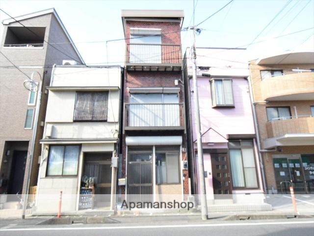 神奈川県相模原市中央区、淵野辺駅徒歩5分の築43年 3階建の賃貸一戸建て