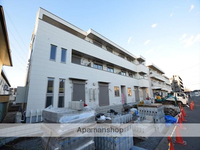 神奈川県相模原市中央区、淵野辺駅徒歩19分の新築 3階建の賃貸マンション
