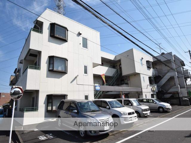 神奈川県相模原市中央区、淵野辺駅徒歩10分の築31年 3階建の賃貸マンション