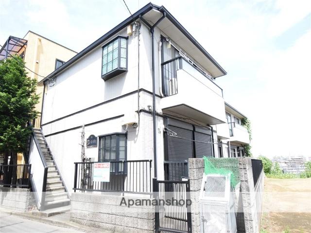 神奈川県相模原市南区、町田駅徒歩15分の築20年 2階建の賃貸アパート