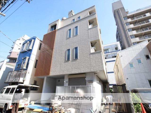 神奈川県相模原市中央区、淵野辺駅徒歩5分の新築 4階建の賃貸マンション