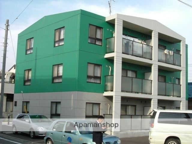 神奈川県相模原市中央区、矢部駅徒歩20分の築13年 3階建の賃貸マンション