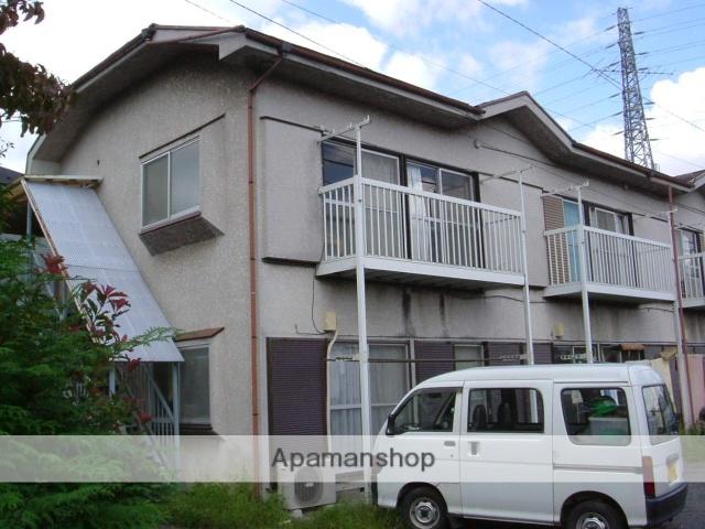 神奈川県相模原市中央区、淵野辺駅徒歩35分の築33年 2階建の賃貸アパート