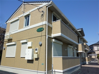 神奈川県相模原市南区、相模大野駅バス11分双葉入口下車後徒歩2分の築6年 2階建の賃貸アパート