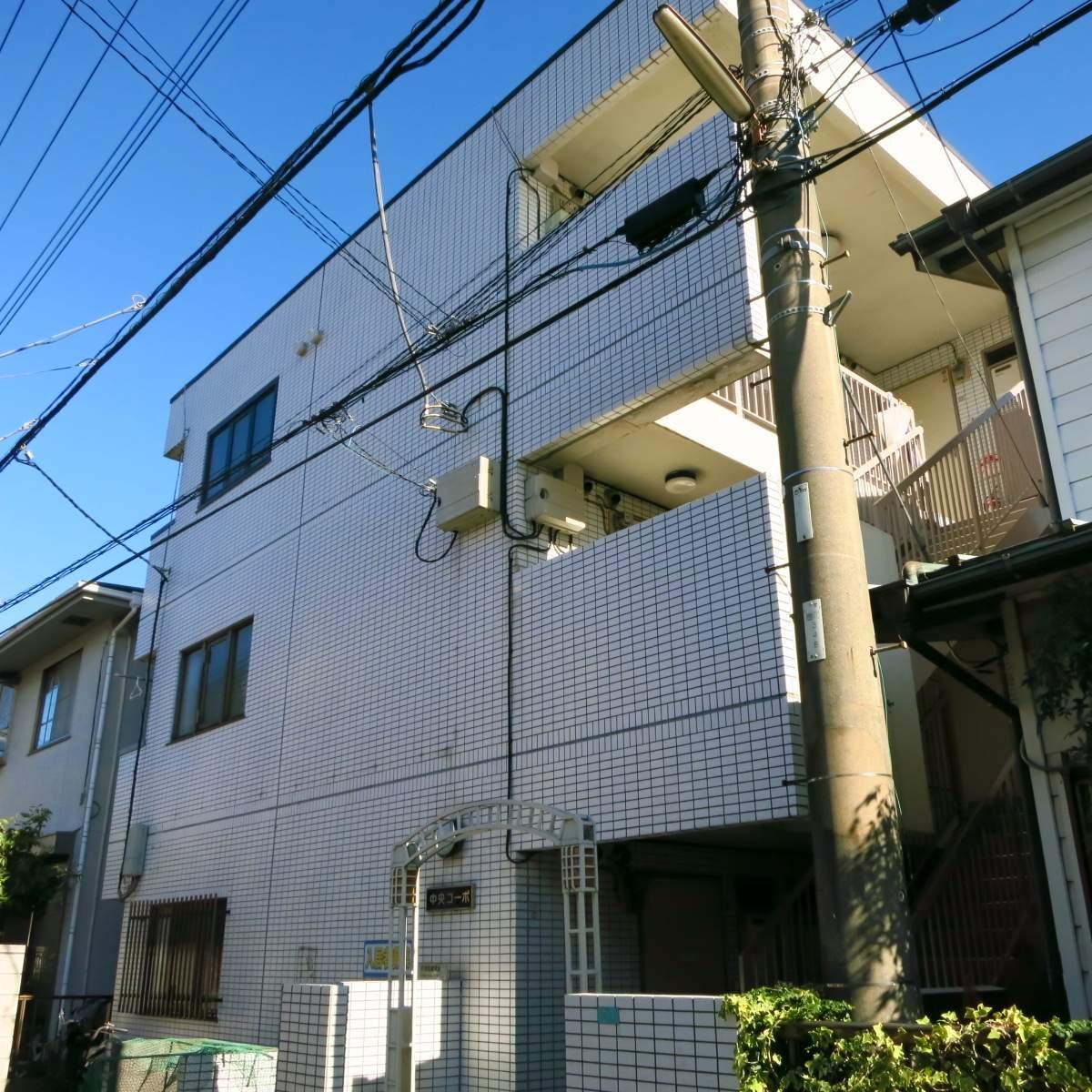 神奈川県相模原市南区、相模大野駅徒歩13分の築26年 3階建の賃貸マンション